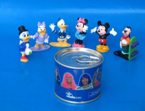 Branded Cans As a promotional and packaging novelty- let Can It seal your product, contents or gifts