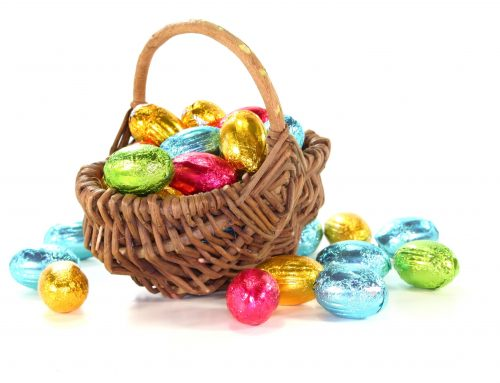 Promotional Easter Eggs The Ultimate Promotional Easter Gift – Customised Chocolate Easter Eggs