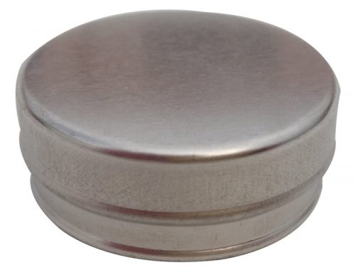 Cr02 Mini Round Ointment Tin (14 gram)