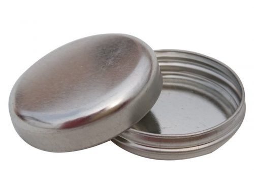 Cr1 Mini Round Balm Tin (16 gram)