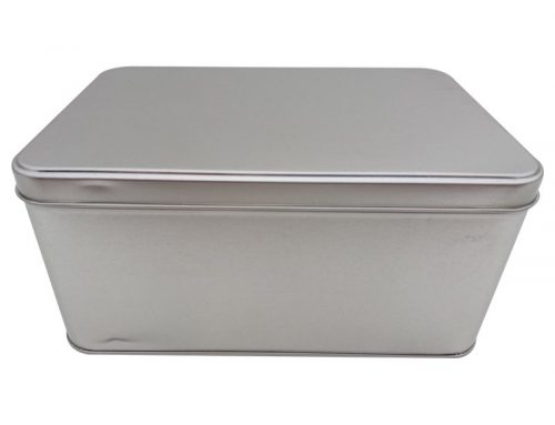 CR26 Rectangular Tin Box 214x141x100mm