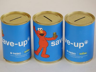 Donation Cans