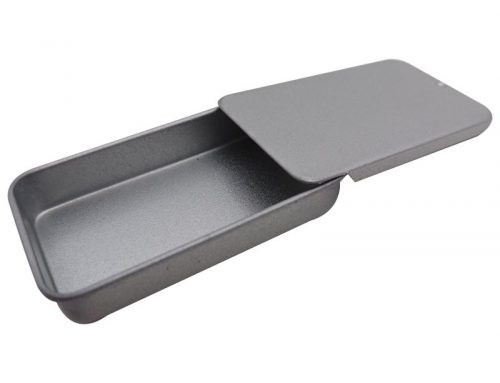 SL1 Rectangular Metal Slide Tin (21 gram)
