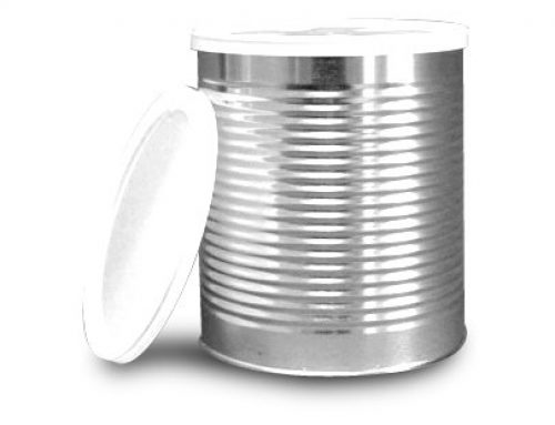 Plastic Lids for Tin Cans Re-usable and Resealable Plastic Caps for Food Cans