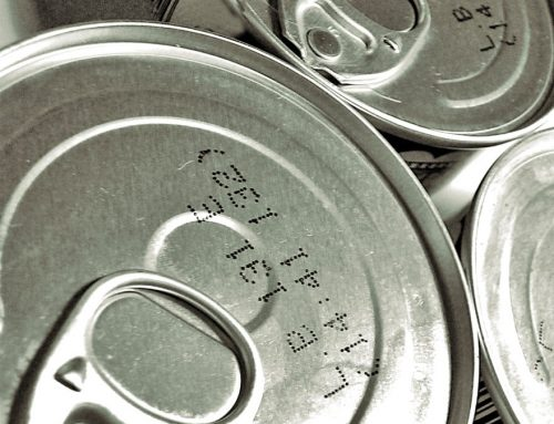 Metal Pull Ring Lids for Tin Cans Closures for Food Cans