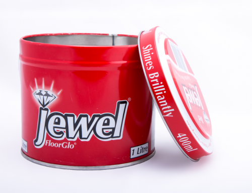 1 Litre Metal Polish Tins