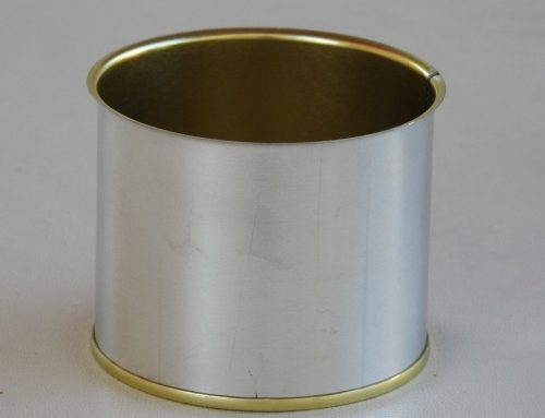 A1 Round Tin Can 73x62mm