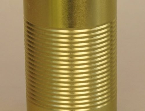 A6-XL Round Tin Can 99x180mm