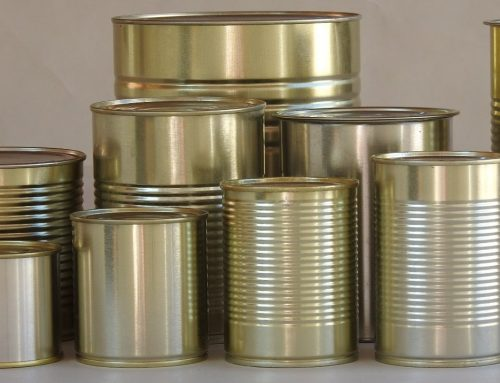 Why are tin cans ribbed? Here's why some tins are smooth and others have ridges