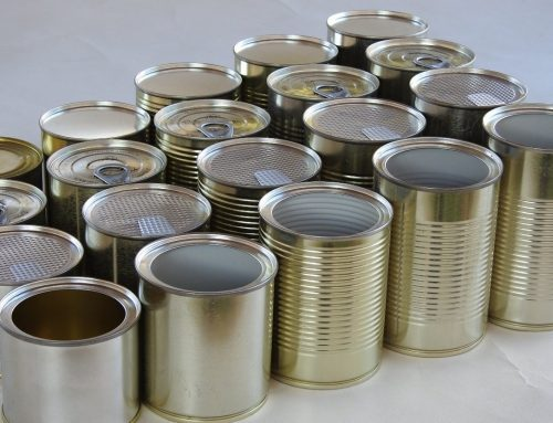 Metal Ends for Tins Closures for Metal Food Cans