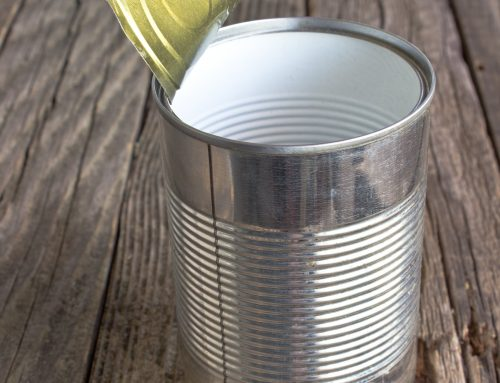 Metal Plain End Lids for Tin Cans Closures for Food Cans