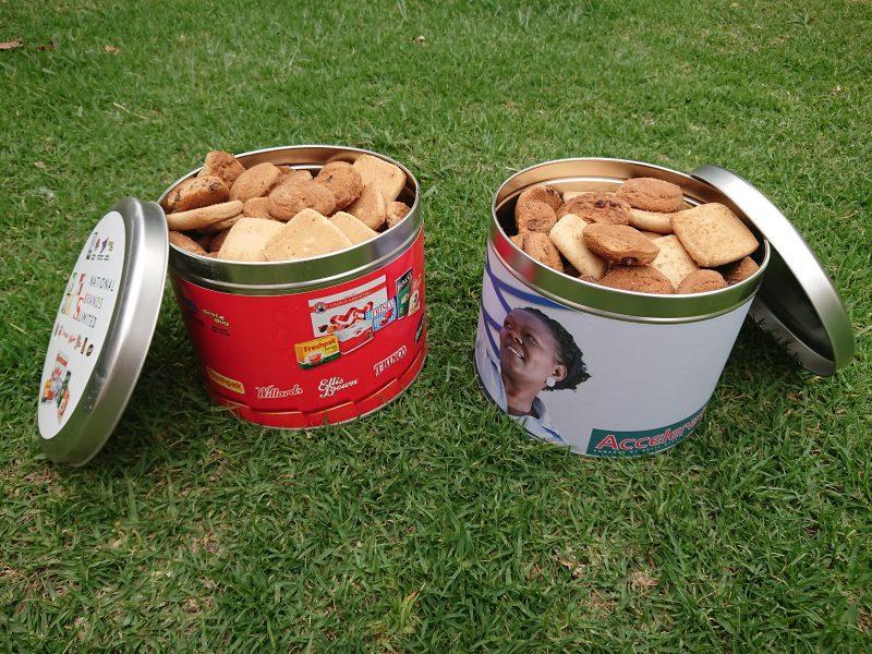 Biscuit Tins