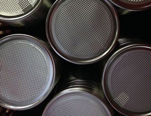 Metal Peel Off Lids for Tin Cans Closures for Coffee Cans