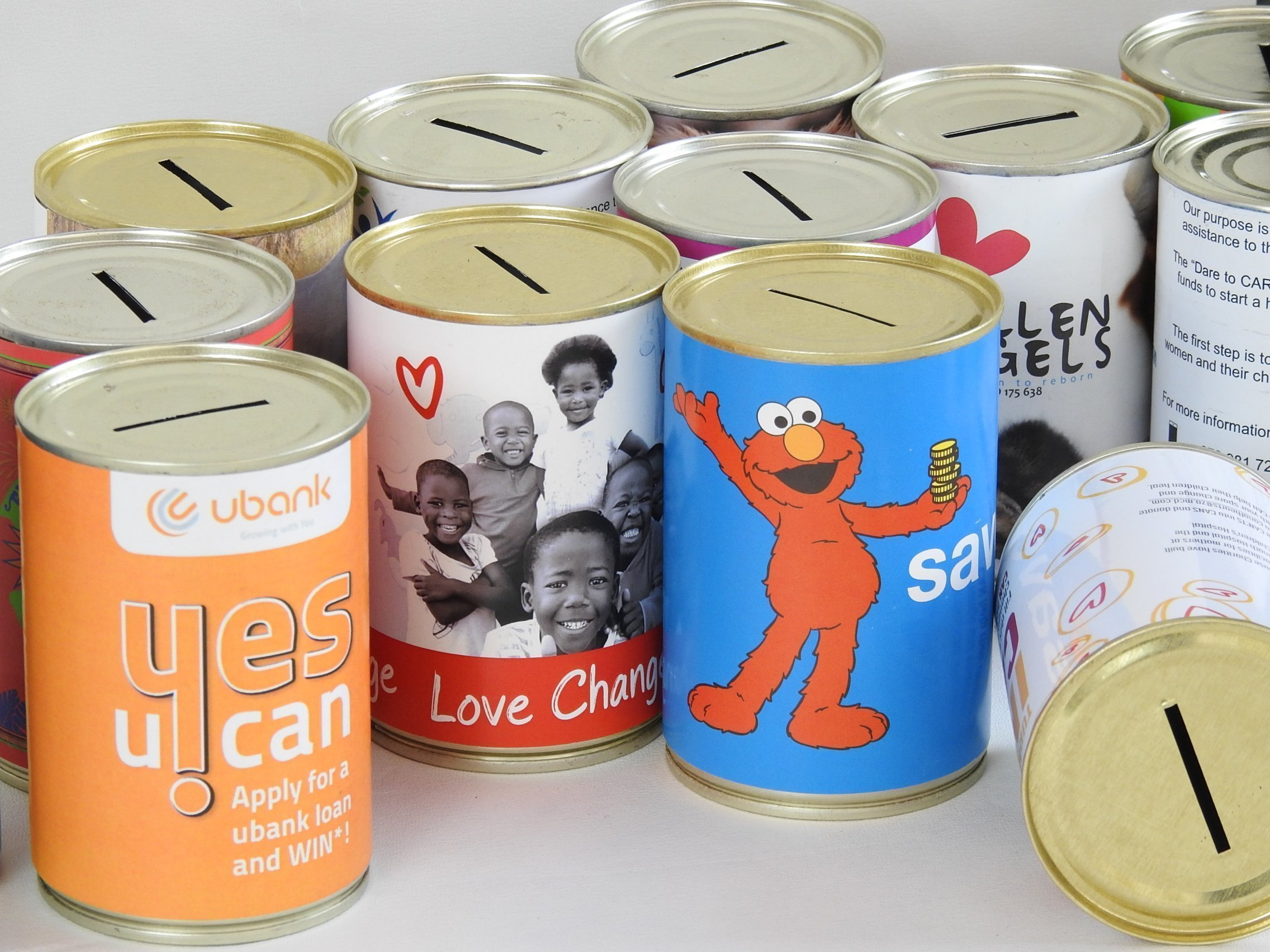 Money Tins for Sale